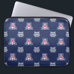 """The University of Arizona Computer Sleeve<br><div class=""""desc"""">Check out these University of Arizona designs and products. These make perfect gifts for the Wildcat student,  fan,  faculty,  and alumni. All of these products are customizable from Zazzle!</div>"""