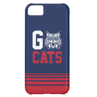 The University of Arizona | Go Cats - Stripes iPhone 5C Cover