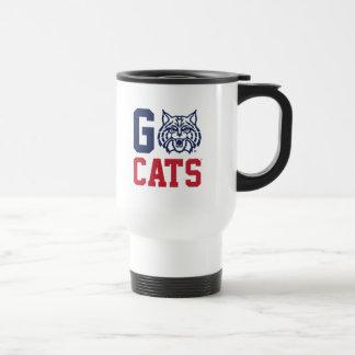 The University of Arizona | Go Cats Travel Mug