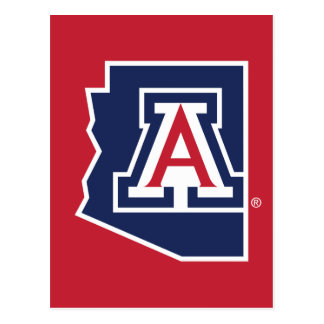 The University of Arizona | State Postcard