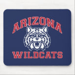 "The University of Arizona | Wildcats Mouse Pad<br><div class=""desc"">Check out these University of Arizona designs and products. These make perfect gifts for the Wildcat student,  fan,  faculty,  and alumni. All of these products are customizable from Zazzle!</div>"