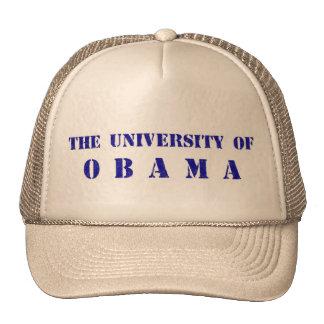 The University of Obama Hats