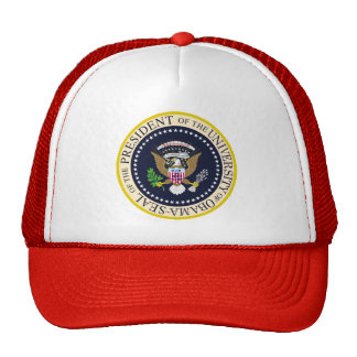The University of Obama Presidential Seal Hat
