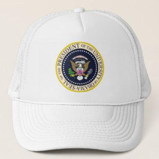 The University of Obama Presidential Seal Trucker Hat