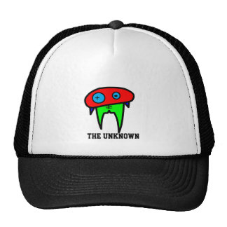 The Unknown by J.A.H Trucker Hat