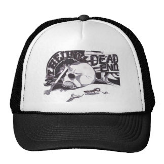 The Unknown - Dead End Cap Trucker Hat