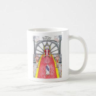 The Unmerciful Servant Classic White Coffee Mug