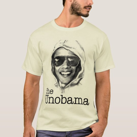 The UnObama - Obama Unabomber evil twin T-Shirt