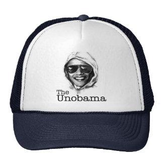 The UnObama - Obama Unabomber evil twin Trucker Hat