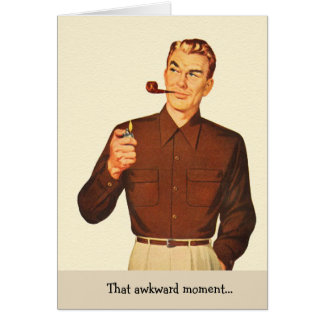 The Unpredictability of a Fart, Card