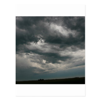 The Unsettled Sky Postcard