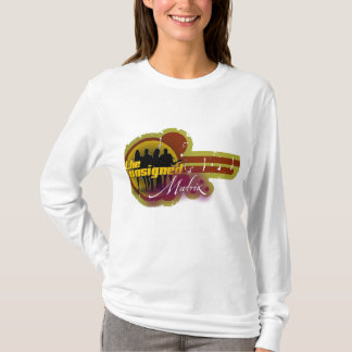 The Unsigned Matrix  Womens Hoodie