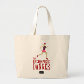 The Unstoppable Danger Canvas Bags