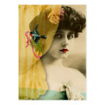 The Unveiling of Spring Large Business Cards (Pack Of 100)