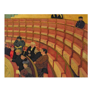 The Upper Circle at the Theatre du Chatelet Post Cards