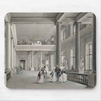 The Upper Entrance hall of the Fine Arts Academy Mouse Pad