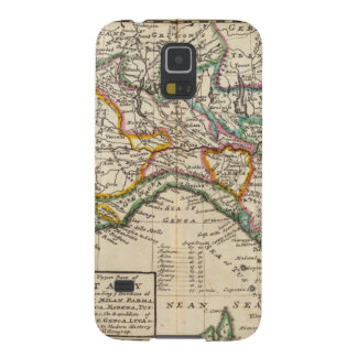 The upper part of Italy Galaxy S5 Covers