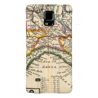 The upper part of Italy Galaxy Note 4 Case