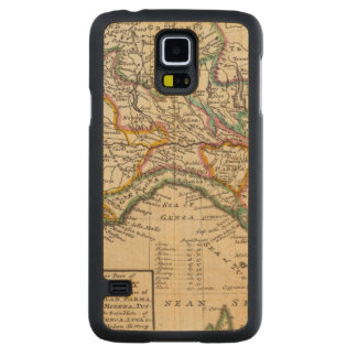 The upper part of Italy Carved® Maple Galaxy S5 Case