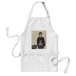 The urchin by Edouard Manet Apron