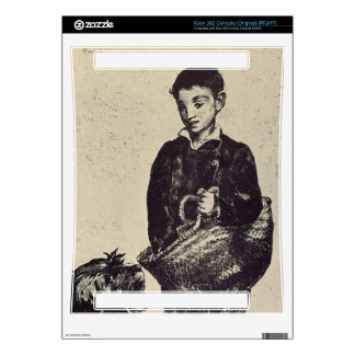 The urchin by Edouard Manet Xbox 360 Decal