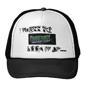 The Urgency TC Lookitup Trucker Hat