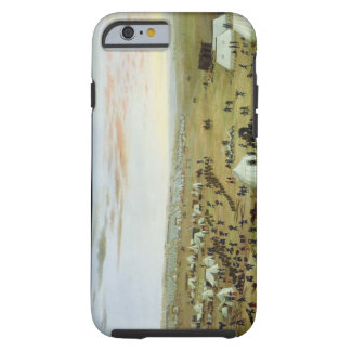 The Uruguaiana Camp, Rio Grande, Brazil, 1865 (oil Tough iPhone 6 Case