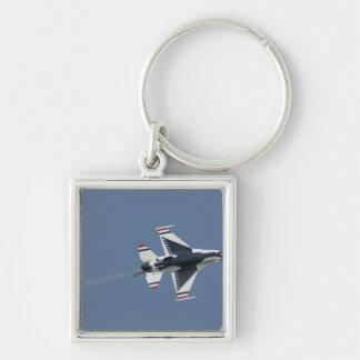 The US Air Force Thunderbirds Keychain