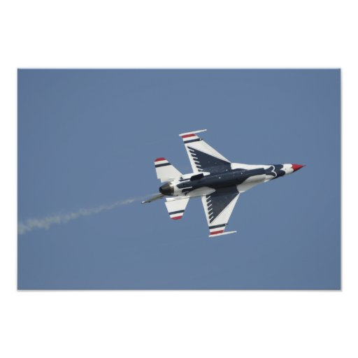 The US Air Force Thunderbirds Photo