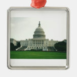 The US Capitol Building Christmas Ornaments