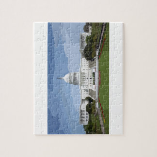 The US Capitol Building Jigsaw Puzzle