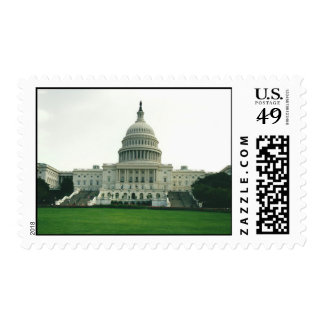 The US Capitol Building Stamps