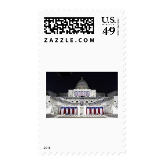 The US Capitol Postage Stamp