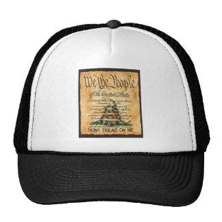 The US Constitution is Not Subversive Hats