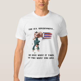 The US Government T-shirt