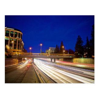 The USA - California - Sacramento - 2ND Street Postcard