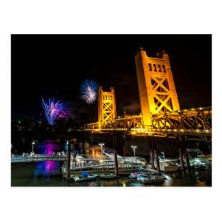 The USA - California - Sacramento, State Capitol Postcard