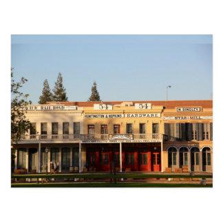 The USA - California - Sacramento - The Big Furnac Postcard
