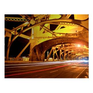 The USA - California - Sacramento - Tower Bridge L Postcard