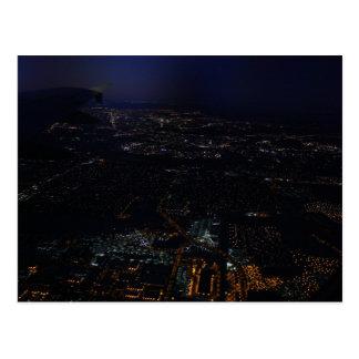 The USA - California - Sacramento - Valley Postcard