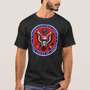 The USA Industrial Military Complex T-Shirt
