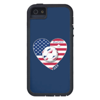The USA National Soccer Team Soccer of the United  iPhone SE/5/5s Case