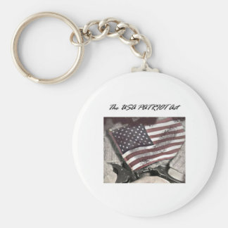 The USA Patriot Act Keychain
