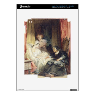 The Use of Tears, 1827 (w/c and bodycolour over gr iPad 3 Skins
