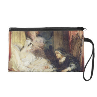 The Use of Tears, 1827 (w/c and bodycolour over gr Wristlet Purse
