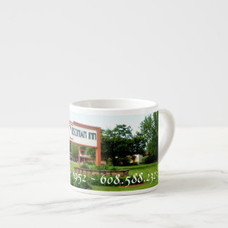 The Usonian Inn - Espresso Espresso Cup