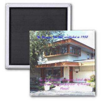 The Usonian Inn LLC Magnet
