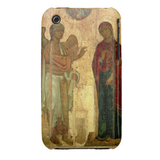 The Ustiug Annunciation c 1130-40 tempera on pan iPhone 3 Covers
