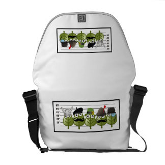 The Usual Genealogy Suspects Bag Messenger Bags