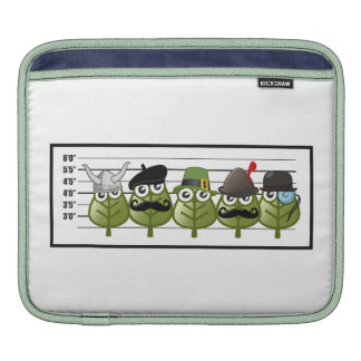 The Usual Genealogy Suspects MacBook Sleeves
